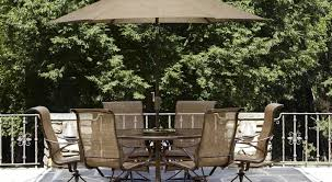 Patio Table Top Replacement by Table Beautiful Hexagon Patio Table Cal Flame Stucco And Tile