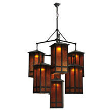 Mission Style Chandelier Lighting Formidable Mission Style Chandeliers With Additional Home