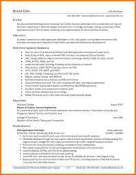 Freshers Resume Sample Business Resume Web Designer Fresher Resume Template Design