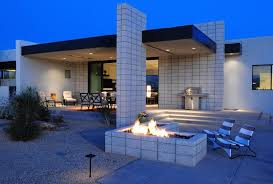 Building Outdoor Fireplace With Cinder Blocks by Building An Outdoor Fireplace With Cinder Block Fireplace Ideas