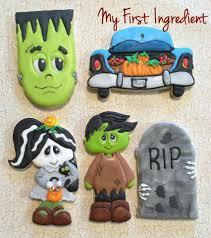 halloween cookies pinterest