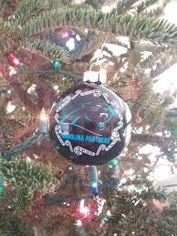 found this ornament at tj maxx panthers