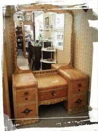 Antique Vanity With Mirror And Bench - 103 best vanity images on pinterest vintage vanity vanities and