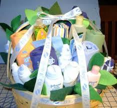 make your own gift basket baby boy gift basket