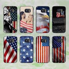 Usa Flag For Sale Sale American Flag Style Hard Black Case Cover For Samsung