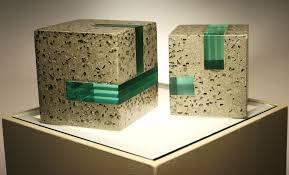 decorative aggregates in concrete michael eddy artist