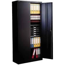 armoir bureau armoire à portes battantes universal 3 étagère achat vente