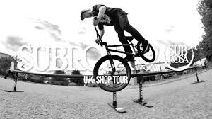 motocross bike shops uk subrosa u k shop tour youtube