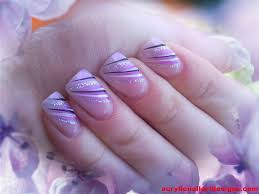 gel manicure vs acrylic tips another heaven nails design 2016