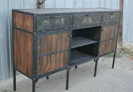 Reclaimed Wood Buffet Table by Combine 9 Industrial Furniture U2013 Reclaimed Wood Buffet