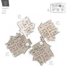 Bishopsgate Residences Floor Plan by The Crest Prince Charles Crescent