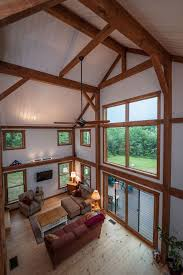 Small Post And Beam Homes Boulder Meadows Yankee Barn Homes