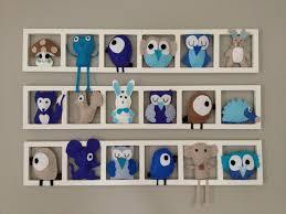 cadre chambre bébé idée décoration chambre enfant et bébé cadre mural animaux