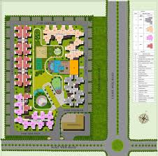 Mandir Floor Plan by Vega Site Plan