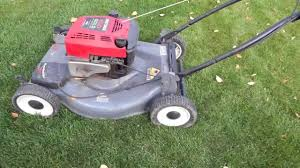 lawn mower salvage part 2 youtube