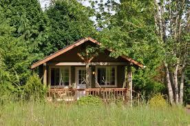 Cabin Getaways In Washington