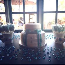 bow tie themed baby shower baby shower cake and chocolate covered rice krispies bow tie