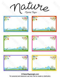 printable name tags free printable name tags the template can also be used for