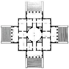 palladio villa rotunda 1778 the plan as a centralised mandala