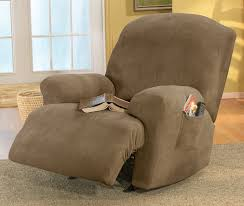 sure fit stretch pique t cushion recliner slipcover u0026 reviews