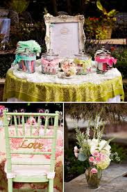 kitchen tea party ideas outdoor vintage lace tea party bridal shower bridal shower ideas