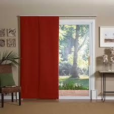 Single Panel Window Curtain Designs Single Panel Curtain For Sliding Glass Door Integralbook Com