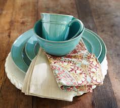 cambria dinnerware turquoise blue dinner sets pinterest