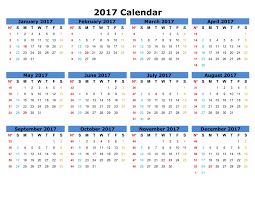 12 Month Calendar Template Printable