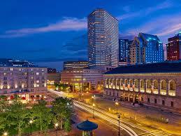 hotel in boston the westin copley place boston