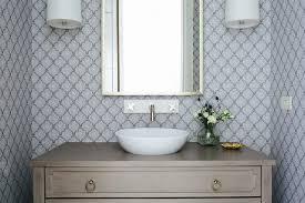 Dresser Turned Bathroom Vanity Gray Dresser Turned Bath Vanity Transitional Bathroom