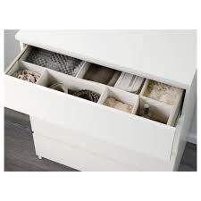Comodini Ikea Malm by Furniture Home Kullen Chest Of 6 Drawers White 0393320 Pe562526