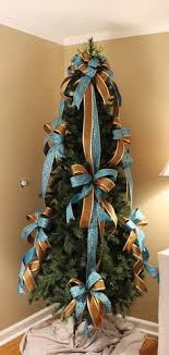 christmas tree bows how to add ribbon to a christmas tree decorating and holidays