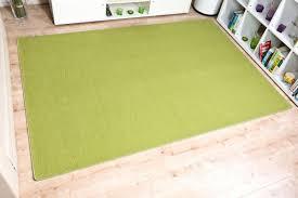 Schlafzimmer Teppich Rund Velours Teppich Trend Grün Nach Maß Versandkostenfrei