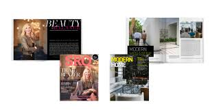 in your mailbox july u0027s double issue srq modern home magazine has