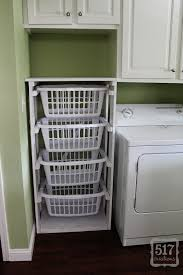 Storage Ideas Laundry Room by 27 Laundry Basket Storage Ideas Laundry Room Basket Sorter When