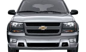 chevrolet trailblazer white 2008 chevrolet trailblazer information and photos zombiedrive