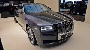 rolls royce wraith umbrella rolls royce ghost 2017 elegance geneva review youtube