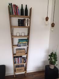 Decorate Shelves by Stige Vendt På Hovedet Som Reol Stigereol Ladder Shelf Lamp
