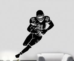 online get cheap sports wall stickers for bedrooms aliexpress com free shipping cool nfl rugby unionsoccer sporting vinyl art wall decal for children boys bedroom wall