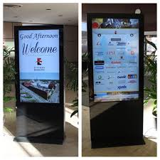 corporate digital signage empire digital signs