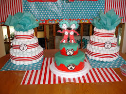 thing 1 and thing 2 baby shower thing 1 thing 2 cakes and actual cake for a baby shower for