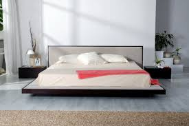 Contemporary Platform Bed Frame Delta Low Profile Platform Bed Within Frames Prepare 6