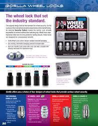 lexus es 350 wheel lock key gorilla automotive products