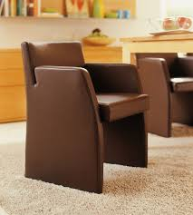 leather dining room chair u2013 hulsta d 12