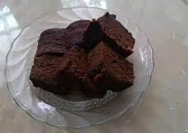 cara membuat brownies kukus simple resep brownies chocolatos simple no oven no mixer oleh annisa aziza