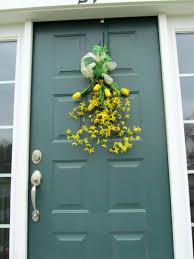 easter door decorations front door decorations for easter wreath ideas summer decorating