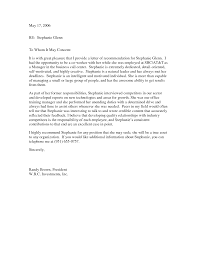 ideas collection sample recommendation letter for ex coworker with