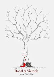 free tree template family tree template no leaves family tree