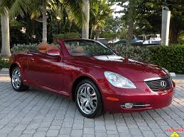 lexus convertible sc430 2006 lexus sc 430 ft myers fl for sale in fort myers fl stock