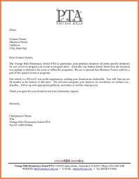 5 501c3 tax deductible donation letter sales intro letter